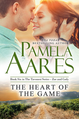 The Heart of the Game - The Tavonesi Series, Book 6 - by Pamela Aares