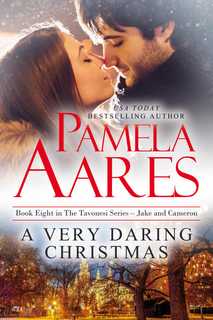 A Very Daring Christmas (The Tavonesi Series, #8) by Pamela Aares