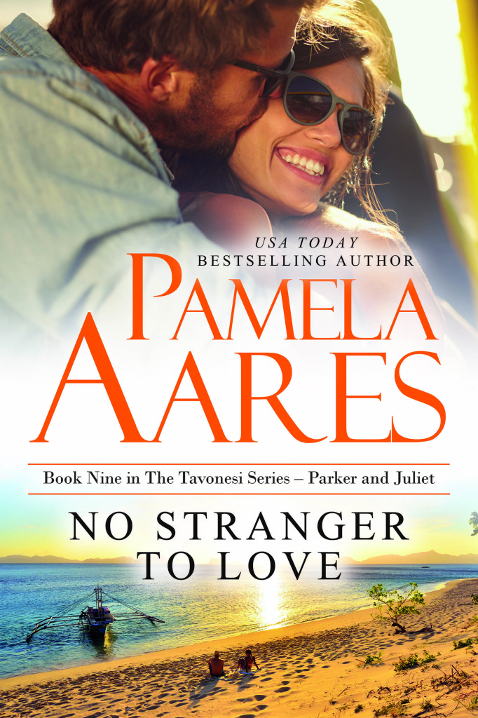 No Stranger to Love - The Tavonesi Series, Book 9 - by Pamela Aares