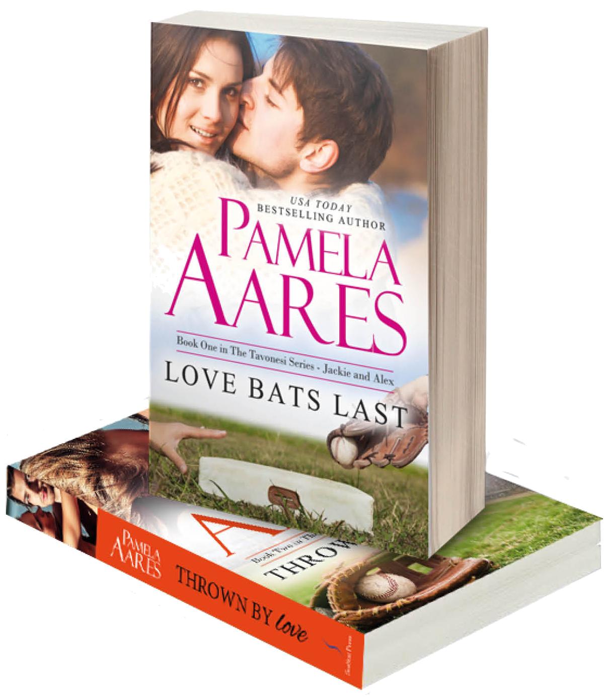 Pamela Aares starter library