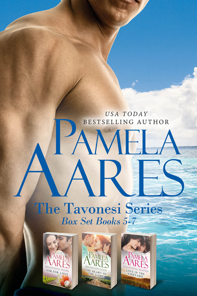 The Tavonesi Series, Books 5-7 - by Pamela Aares