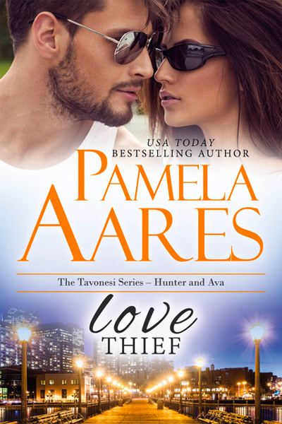 Love Thief - The Tavonesi Series, Book 11 - by Pamela Aares